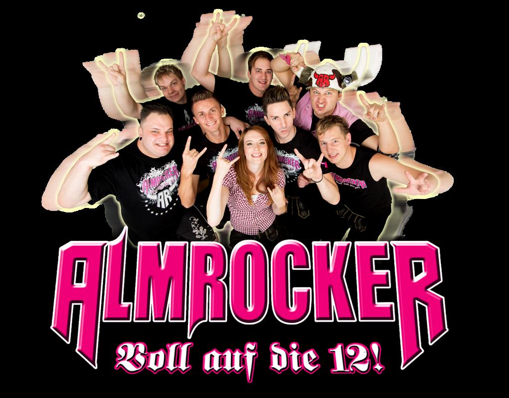 AlmRocker-Bandbild